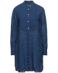 Mc2 Saint Barth Short Dress - Blue