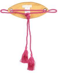 Valentino Garavani Belt - Pink