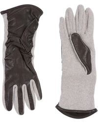 Fabiana Filippi Gloves - Brown