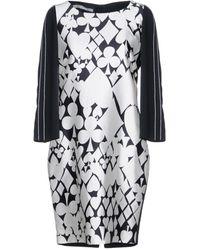 AQUILANO.RIMONDI - Short Dress - Lyst