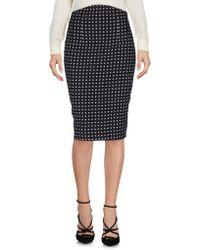 Emilio de la Morena - 3/4 Length Skirts - Lyst