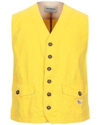 Roy Rogers Vest - Yellow