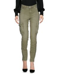 L'Agence Pantalones - Verde