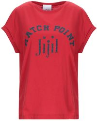 Jijil T-shirt - Red