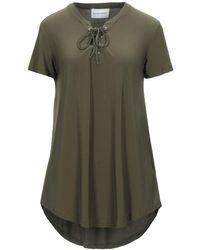 Silvian Heach T-shirts - Grün