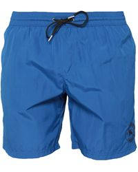 Burberry Swim Trunks - Blue