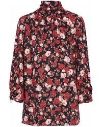 Mother Of Pearl Bluse - Schwarz