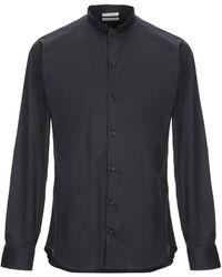 Paolo Pecora Shirt - Black