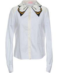 Giamba - Shirt - Lyst