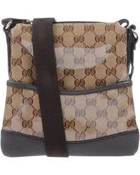 Gucci - Cross-body Bags - Lyst