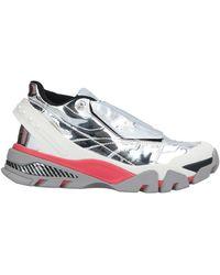 CALVIN KLEIN 205W39NYC Sneakers - Metálico