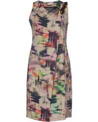 Gattinoni - Short Dress - Lyst
