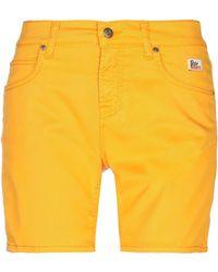 Roy Rogers Bermuda Shorts - Yellow