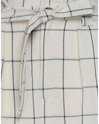 Gestuz Pantalone - Bianco