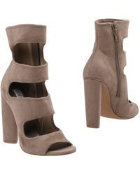 Steve Madden Ankle Boots - Grey