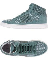 John Richmond High-tops & Sneakers - Blue