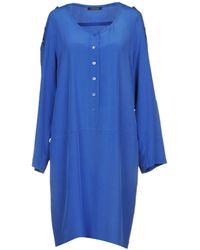 Strenesse - Short Dress - Lyst