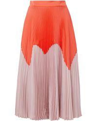 ROKSANDA Midi Skirt - Orange