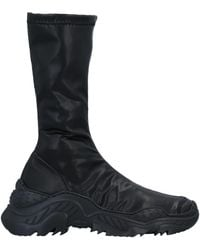 N°21 Ankle Boots - Black