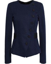 Emporio Armani - Suit Jacket - Lyst