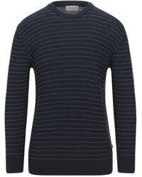 Thinking Mu Sweater - Blue