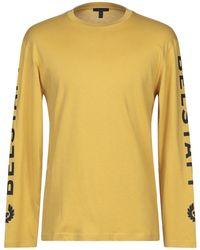 Belstaff T-shirt - Yellow