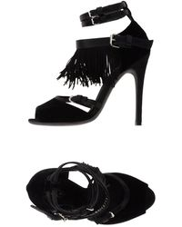 Giambattista Valli Sandals - Black