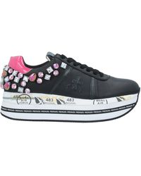 Premiata Low-tops & Trainers - Black