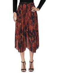 Thakoon - Long Skirt - Lyst