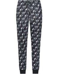 Bikkembergs Pantalones - Negro