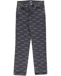 WOOD WOOD Pantaloni jeans - Nero