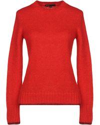 Maje Sweater - Red