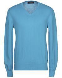 new styles 37f51 1f0d5 Pullover - Blu