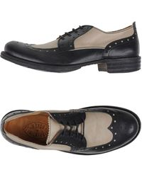 Fiorentini + Baker Lace-up Shoes - Black