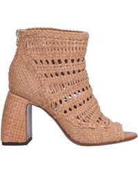 L'Autre Chose Ankle Boots - Brown