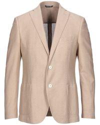Tonello Suit Jacket - Natural