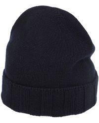 Drumohr Hat - Blue