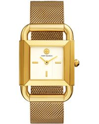 Tory Burch Wrist Watch - White