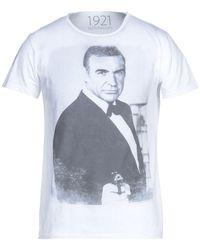1921 Jeans T-shirt - White