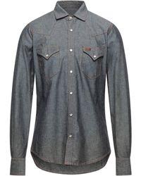 Roy Rogers Camicia jeans - Nero