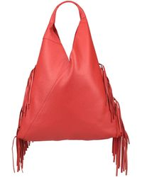 Studio Moda Shoulder Bag - Red