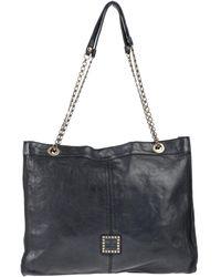 Campomaggi Shoulder Bag - Black