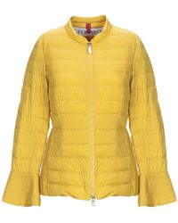 Geospirit Down Jacket - Yellow