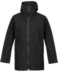 PUMA Overcoat - Black
