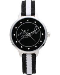 Karl Lagerfeld Wrist Watch - Metallic