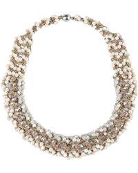 Stefanel Necklaces - White