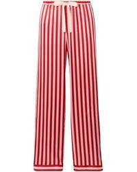 Morgan Lane Pijama - Rojo