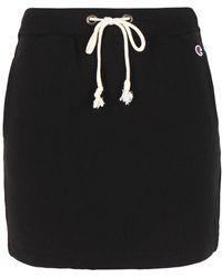 Champion Mini Skirt - Black