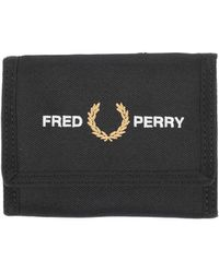 Fred Perry Portefeuille - Noir