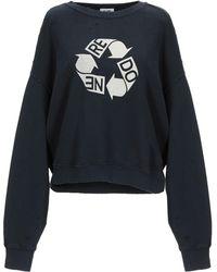 RE/DONE Sweatshirt - Blue